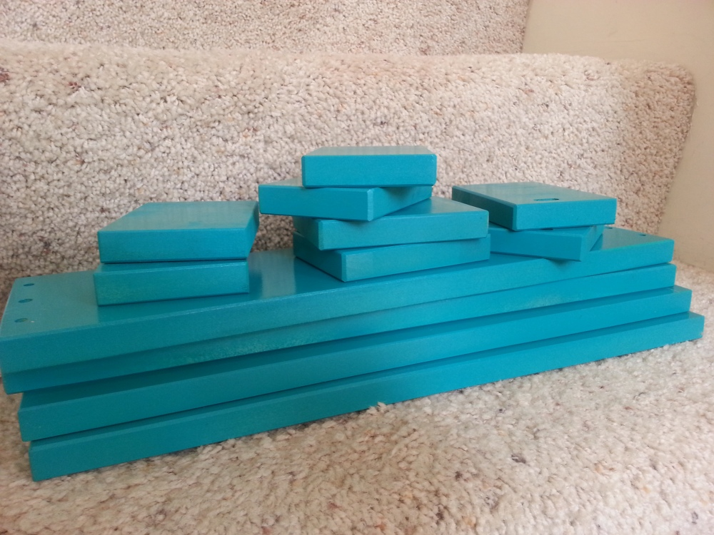 DIY: Ikea Spice Rack Bookshelf Hack (4/6)